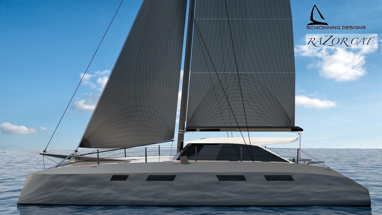 Razor Cat – Performance Offshore Cruising Catamaran